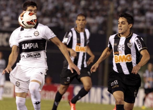 Mineiro y Olimpia buscan la gloria