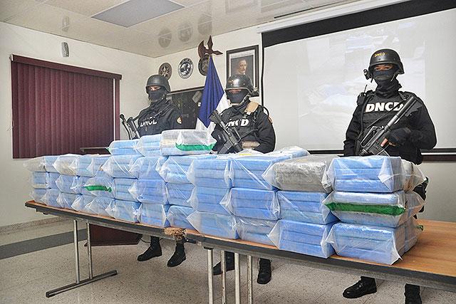 Los hombres fueron arrestados durante un operativo realizado en una casa ubicada en el municipio Tabara Arriba.