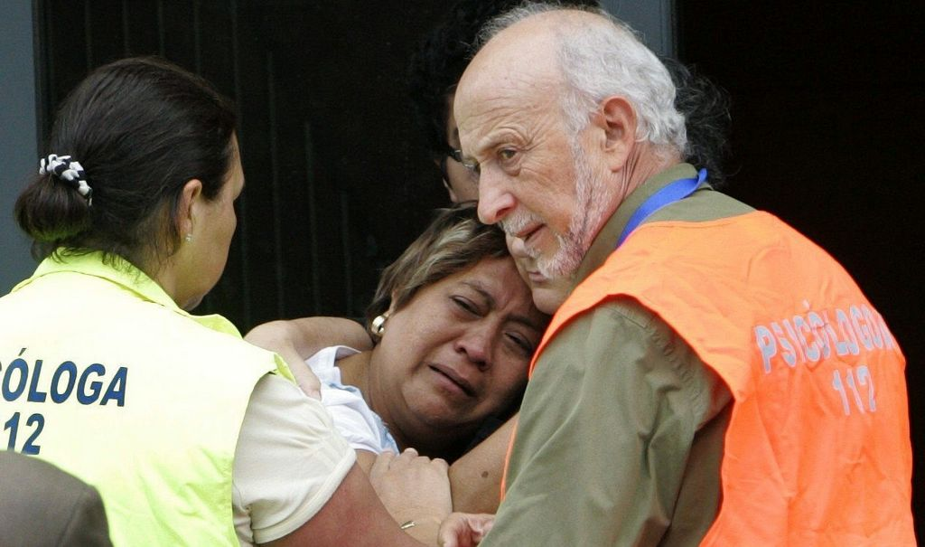 Sigue el drama en España tras el accidente del tren Avia de Renfe en Santiago de Compostela.