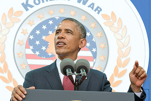 Obama está centrado en impulsar la economía con el fin de recatar a la clase media de Estados Unidos.