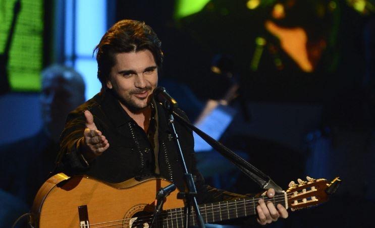 Juanes dijo que hay mucho talento en Estados Unidos.