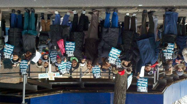 Trabajadores de LICH organizarán una protesta hoy a las puertas del centro de Brooklyn.