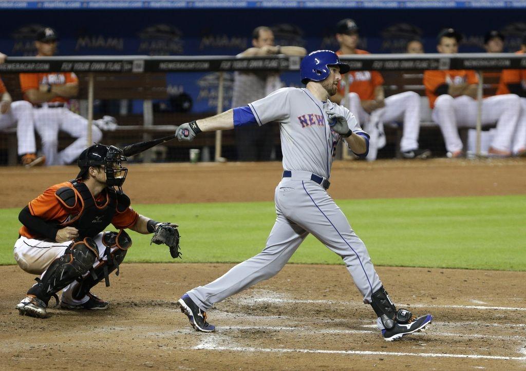 Mets derrotan a Miami y rompen mala racha