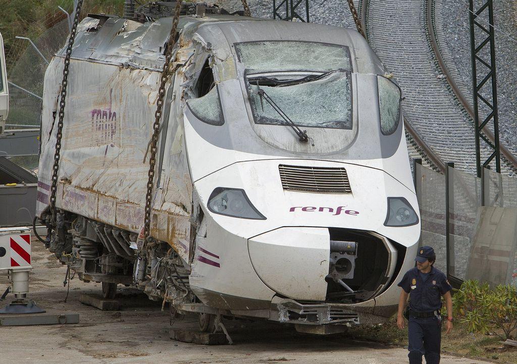 Las autoridades continúan la investigación del accidente ocurrido el pasado miércoles, que causó 79 muertos y decenas de heridos.