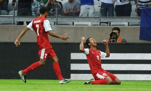 Futbolista de Tahití es suspendido por dopaje