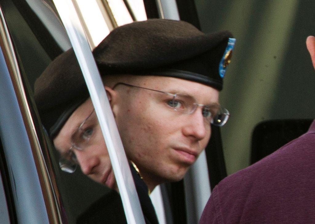 Manning pasaría el resto de su vida en prisión