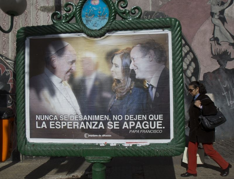 Barco es nombrado en homenaje al Papa Francisco