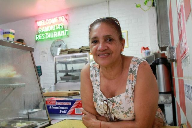 Ramona Castillo:  Más que  sazón en Williamsburg