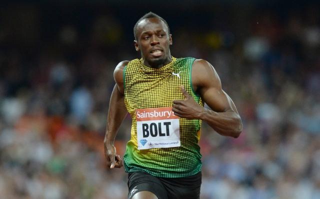 Atletismo depende de la figura de Bolt