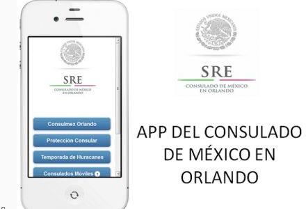 Consulado mexicano en Florida lanza su primer 'app'