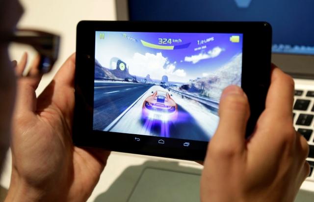 Tabletas Android superan a los  iPads