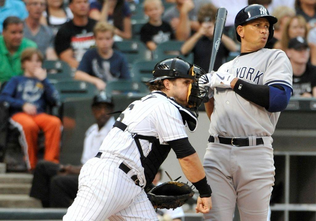 Chicago pega de nuevo a Yankees con todo y A-Rod