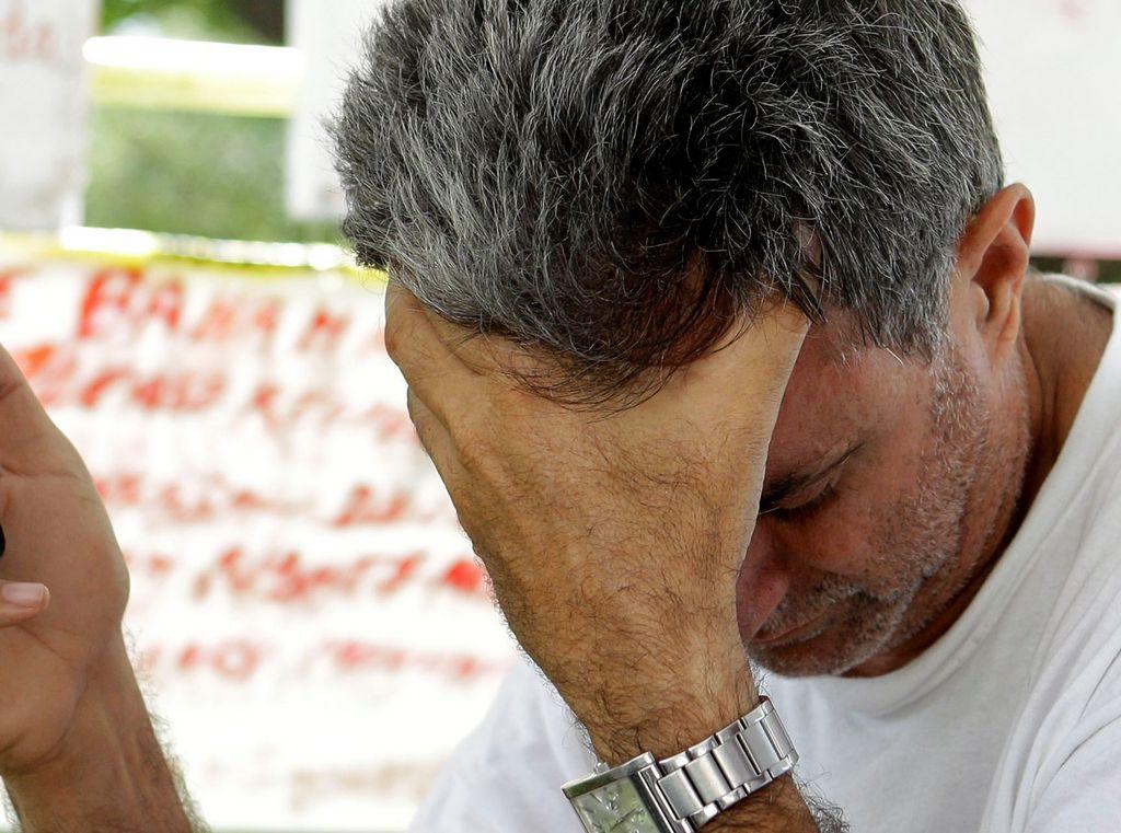Ramón Saúl Sánchez, presidente del Movimiento Democracia, está en huelga de hambre desde hace trece día en Miami.