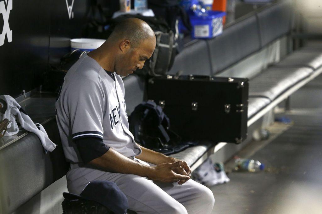 Chicago gana en 12 y barre a los Yankees (Video)