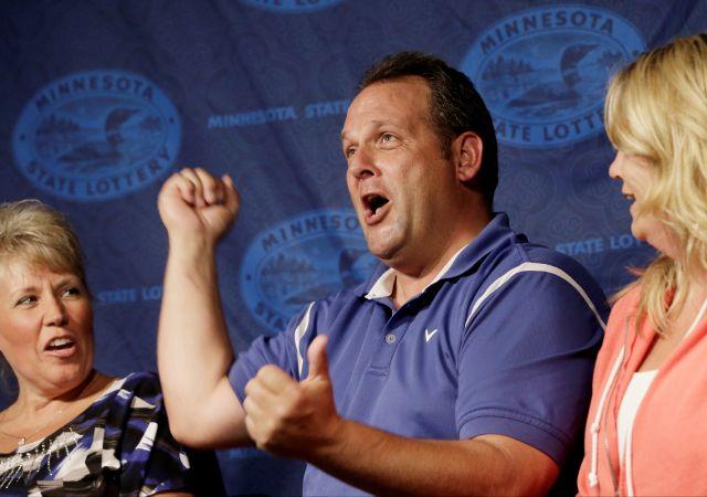 Reclama sus millones ganador de Powerball en Minnesota