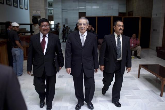 Insisten en condena  contra Ríos Mott