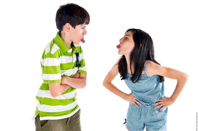 Hay pasos a tomar para arreglar los  problemas entre hermanos.