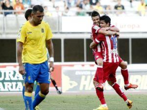 David Villa se estrena como goleador con Atlético de Madrid