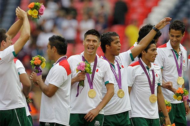 Un 2012 dorado para México.
