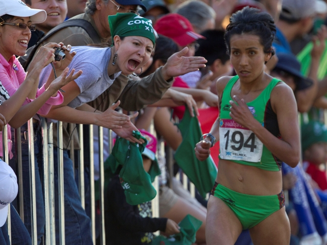 Madaí Pérez, mejor maratonista tras maternidad