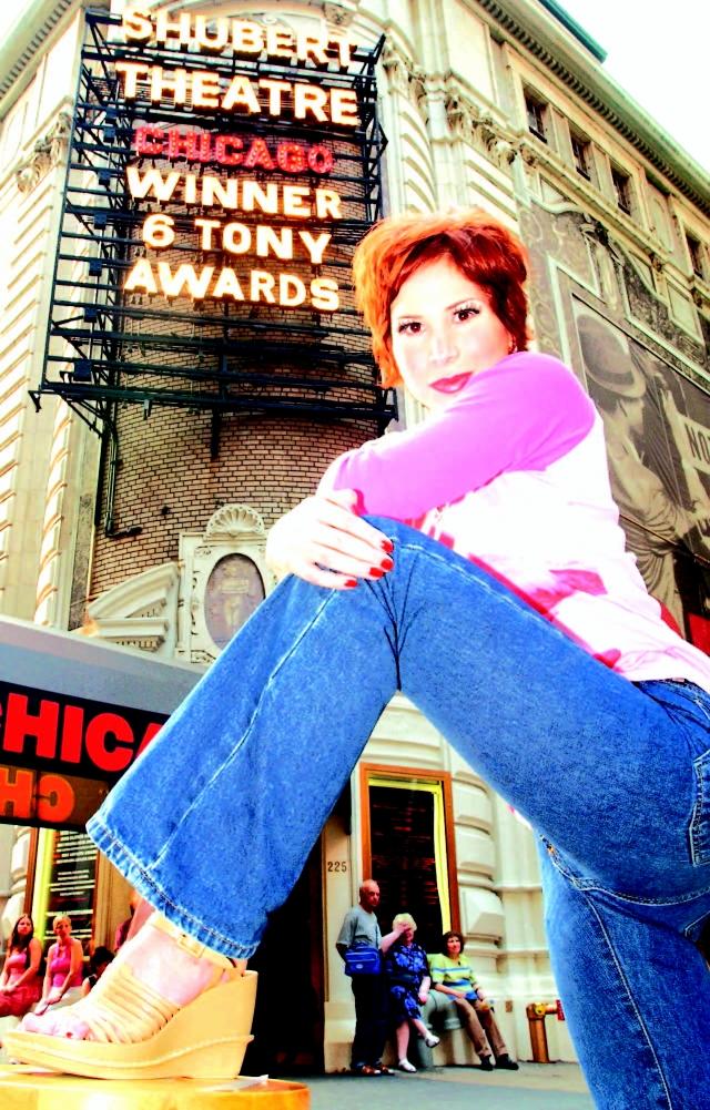 Bianca Marroquín regresa a  Broadway