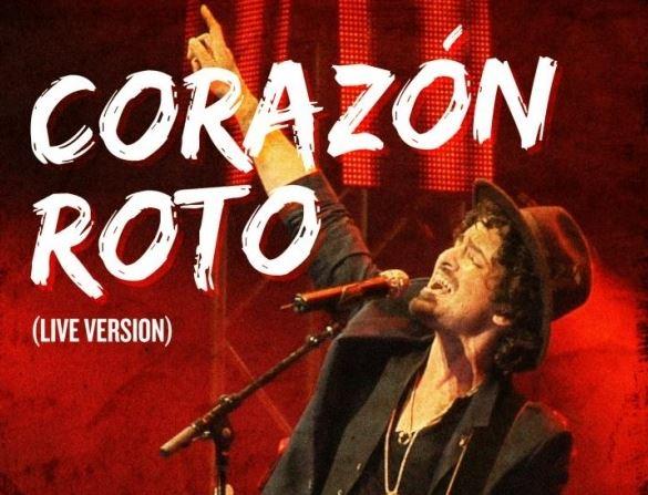 """Tommy Torres estrena video de """"Corazón roto"""""""