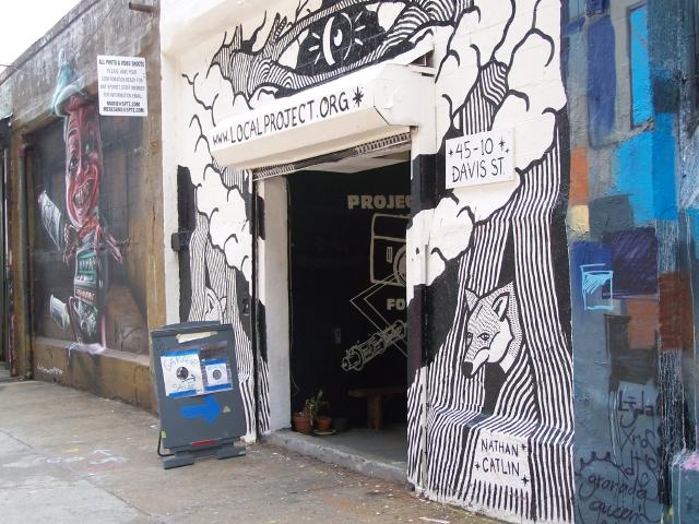 Meca del Grafiti en Queens será demolida