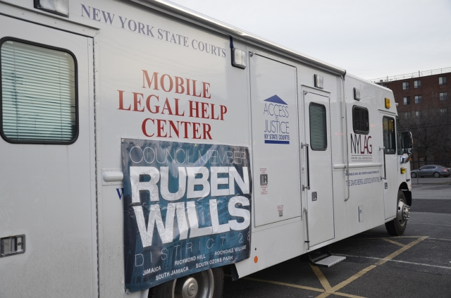 NYLAG ofrece consejería gratis en barrios de NYC