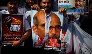 ElBaradei renuncia como vicepresidente de Egipto