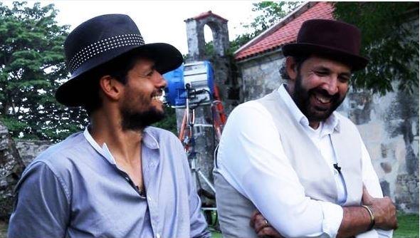 Draco Rosa estrena video con Juan Luis Guerra