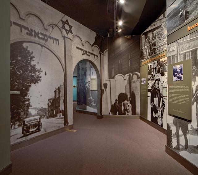 Museo de la Herencia Judía en español