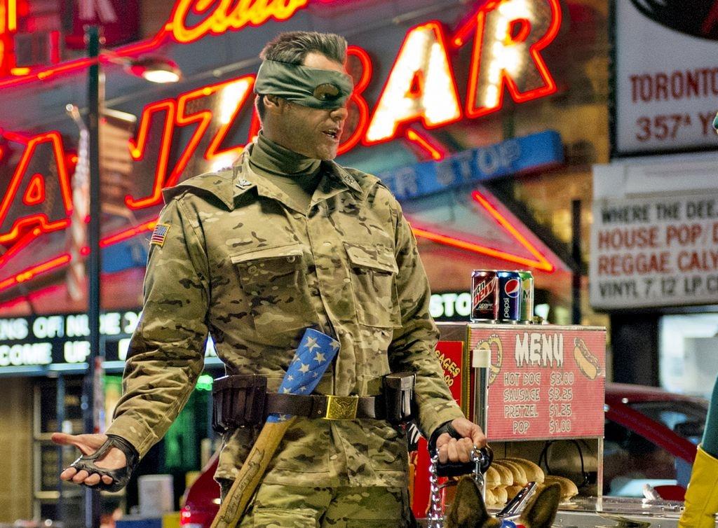 """Jim Carey regresa a la gran pantalla con """"Kick-Ass 2"""", un filme que el actor criticó por ser muy """"agresivo""""."""