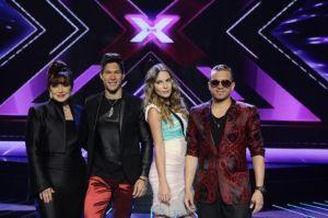 'El Factor X' graba galas en México