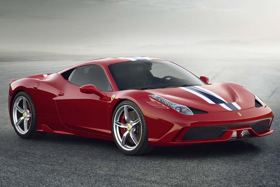 Ferrari 458 evoluciona en el 'Speciale'