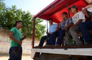 Surgen autodefensas ante violencia en Acapulco