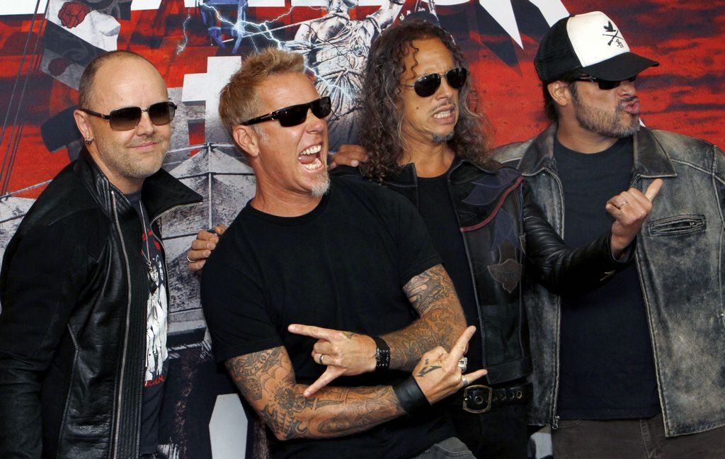 Metallica tocará en el Apollo, pero no venden boletos