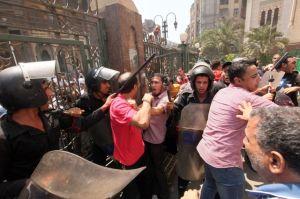 Egipto, el dilema de Obama