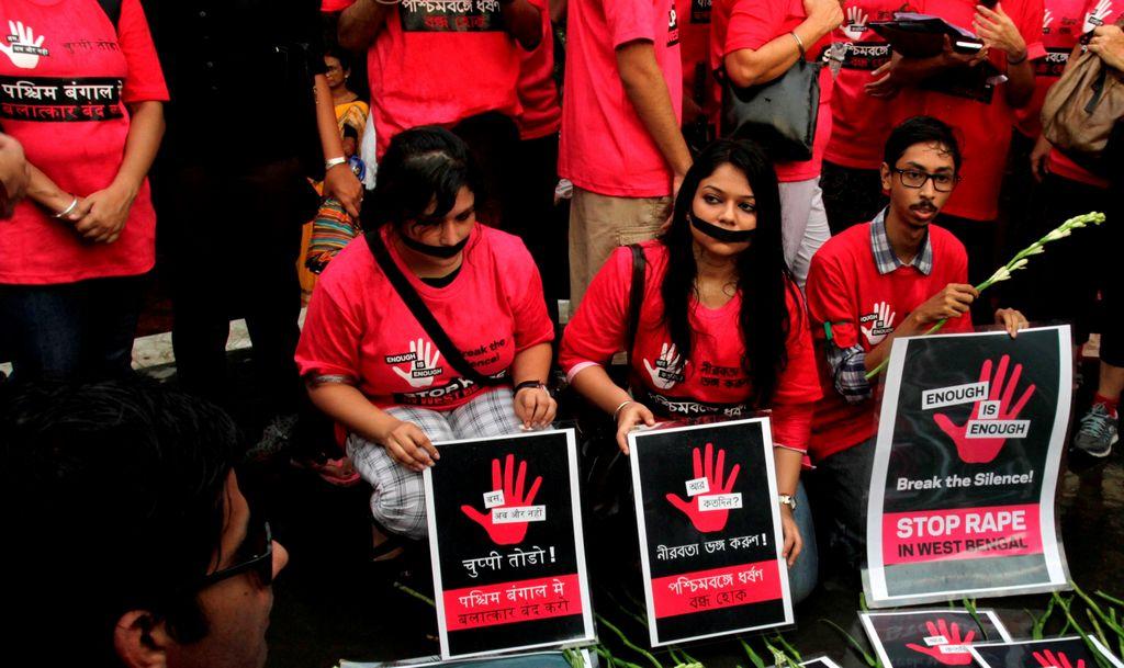 Arrestan a cinco por violación múltiple de periodista en India