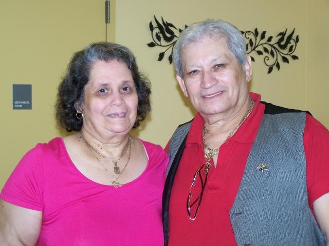 Lucy Méndez: Adolescente de la tercera edad