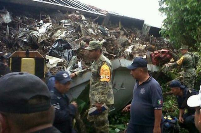 Muertos en accidente de La Bestia eran hondureños