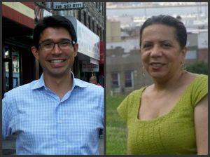 Dos latinos en Brooklyn se disputan escaño en Concejo
