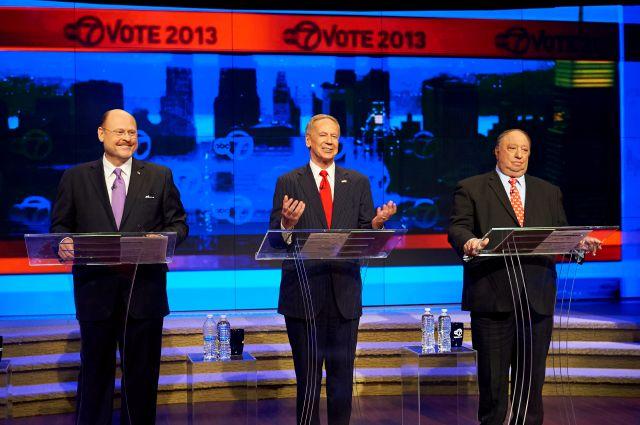 EN VIVO debate republicano por la alcaldía de NYC