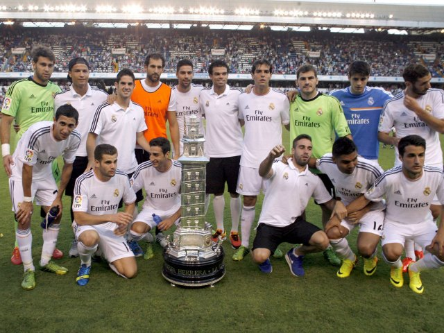 Real Madrid conquista el trofeo Teresa Herrera (Fotos)