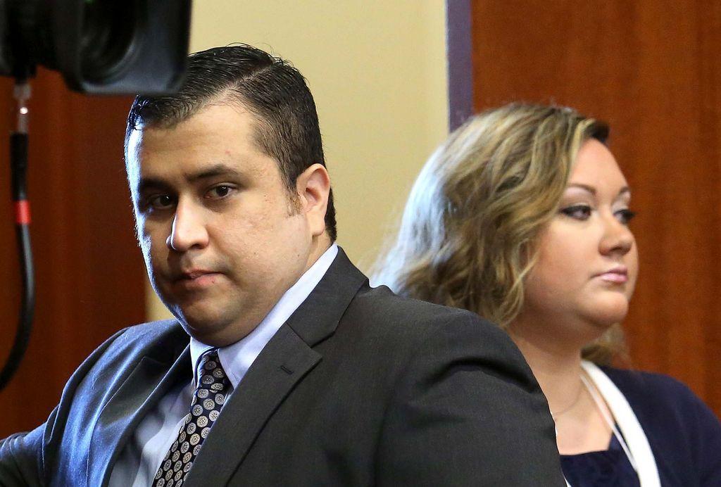 Esposa de George Zimmerman amenaza con dejarlo