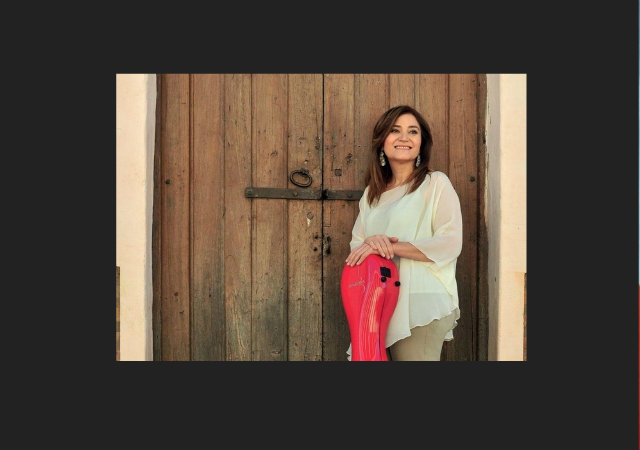 Berta Rojas, el rostro femenino de la guitarra