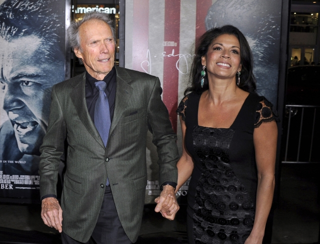 Se divorcia Clint Eastwood