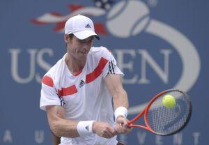 Andy Murray se mete en octavos del US Open (fotos)