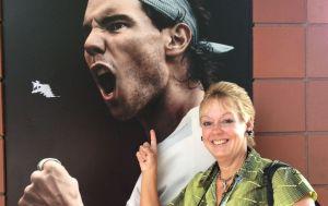 Nadal, el preferido de fans en el US Open