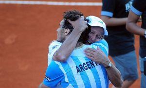 Confirman equipos para semifinales de la Copa Davis