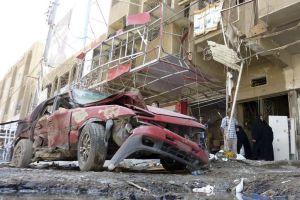 67 muertos en Irak por atentados